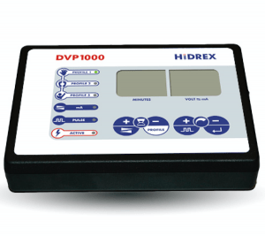 DVP1000 Iontophoresis Device Package