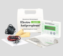iontophoresis machine verified reviewer