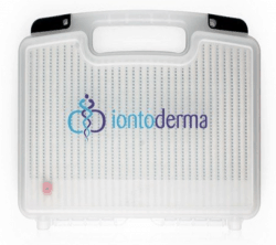 iontoderma iontophoresis device