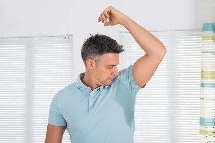 excessive sweating treatment image