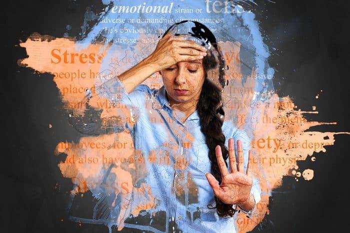 iontophoresis treatment stress